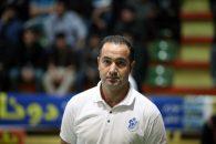 والیبال ؛ پیمان اکبری :بازیکنان از نظر بدنی شرایط خوبی دارند