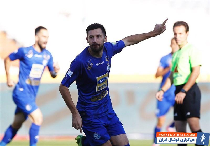 میلیچ ؛ مرخصی هروویه میلیچ پس از بازی برابر پیکان تهران