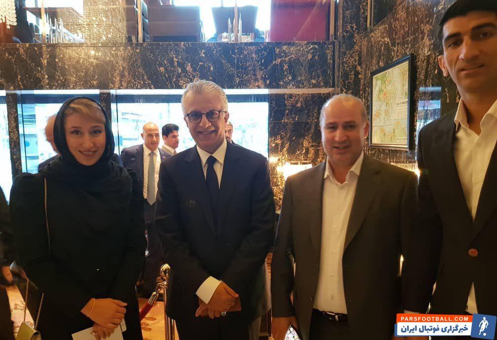 عکس ؛ شوک بزرگ به ایرانی ها از مراسم بهترین ها