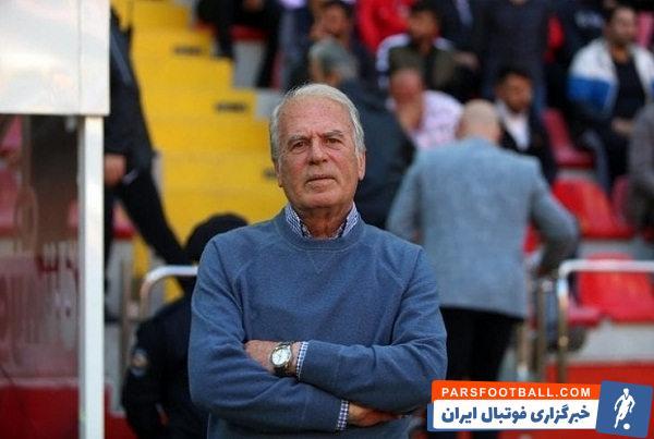 دنیزلی ؛ ادامه نتایج ضعیف تراکتور تحت هدایت مصطفی دنیزلی ؛ خبرگزاری پارس فوتبال