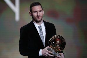 مسی ؛ کلیپ رسمی لالیگا به بهانه توپ طلای ششم لیونل مسی فوق ستاره آرژانتینی