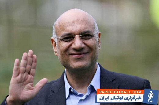 فتحی ؛ موافقت وزیر ورزش با استعفای امیر حسین فتحی از مدیر عاملی استقلال
