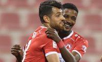 پور علی گنجی در لیست فروش باشگاه العربی