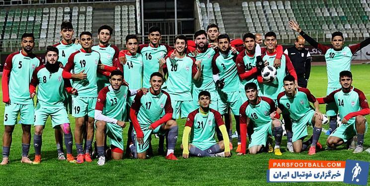 آسیا ؛ رقابت تیم ملی جوانان با 15 تیم برای کسب جواز صعود به جام جهانی