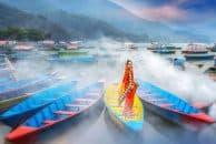 دریاچه فیوا در نپال