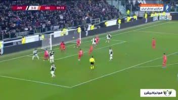 یوونتوس ؛ خلاصه بازی یوونتوس 4-0 اودینزه جام حذفی ایتالیا 2020