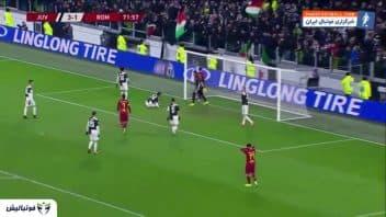 یوونتوس ؛ خلاصه بازی یوونتوس 3-1 آ اس رم جام حذفی ایتالیا 2020