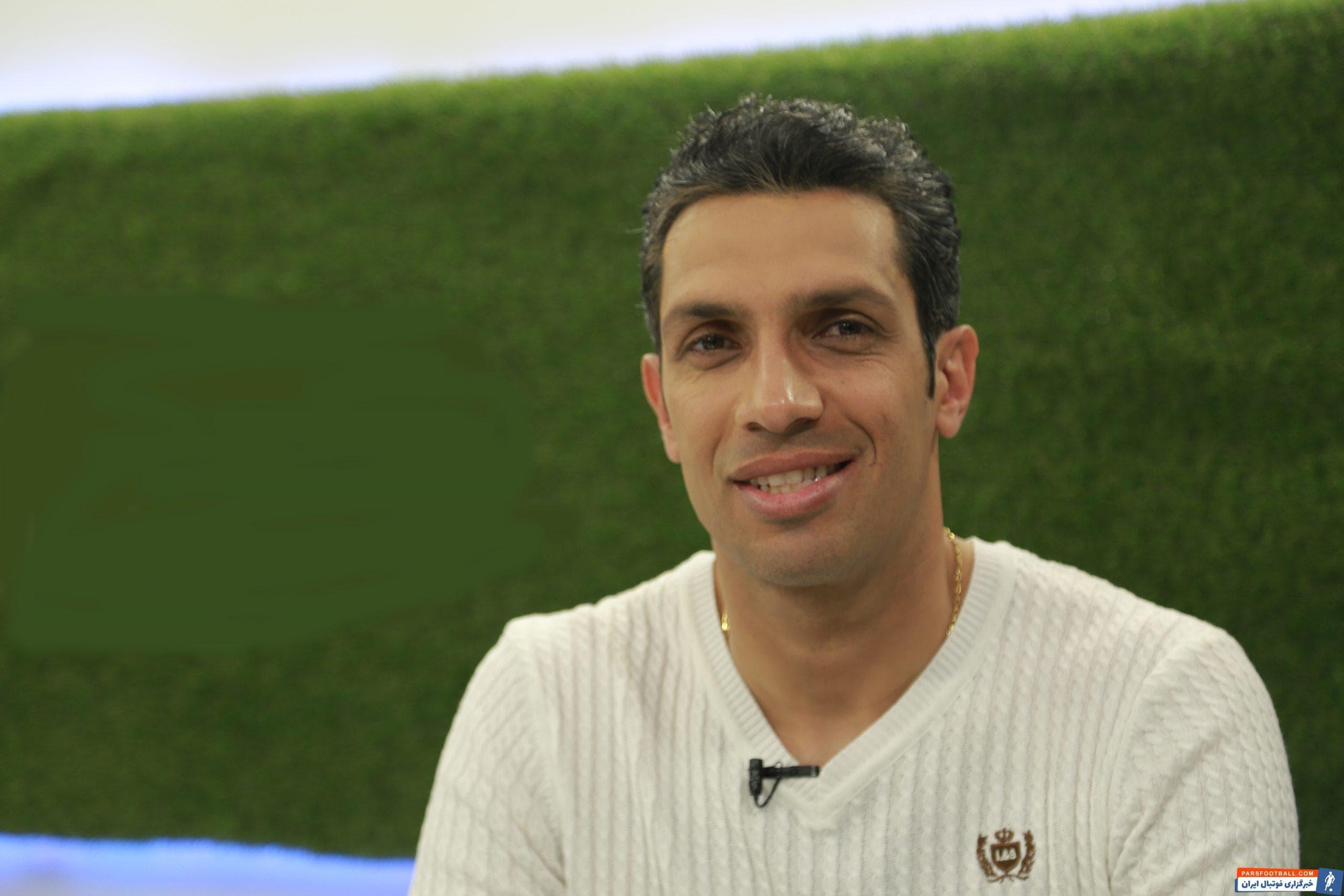 پرسپولیس ؛ سپهر حیدری : شک ندارم که پرسپولیس دو هفته مانده به پایان لیگ قهرمان میشود
