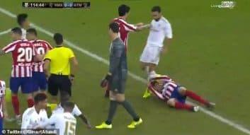 آلوارو موراتا رئال مادرید
