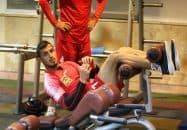 تمرینات پرسپولیس برای حضور در نیم فصل دوم لیگ برتر زیر نظر یحیی گل محمدی با جدیت بالایی دنبال میشود تا آنها مهیای دیدار مقابل تراکتور شوند.