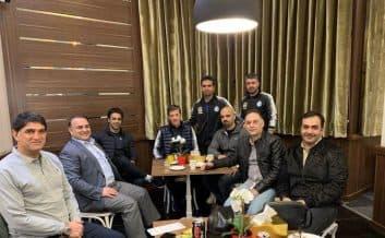 موسوی : تیم استقلال با پرواز ساعت ۱۱:۱۵ ظهر امروز جمعه به سمت امارات پرواز میکند