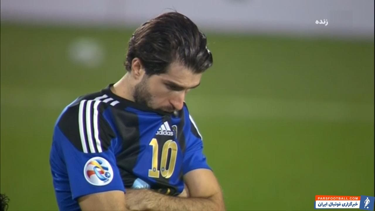 حضور انصاریفرد برابر نماینده ایران هرچند اتفاقی ویژه برای فوتبالدوستان محسوب میشد اما از دست دادن پنالتی انصاریفرد شاید باب میل هیچکدام از ما نبود.
