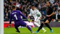 رئال مادرید ؛ خلاصه بازی رئال مادرید 2-1 سویا لالیگا اسپانیا 2019/2020