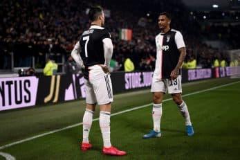 رونالدو ؛ عملکرد کریستیانو رونالدو در دیدار یوونتوس برابر آ اس رم در جام حذفی ایتالیا