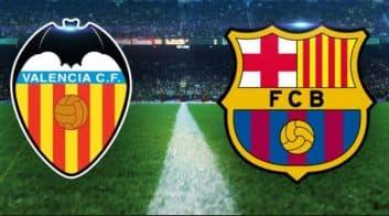 بارسلونا ؛ برترین گل های بارسلونا به والنسیا در رقابت های لالیگا