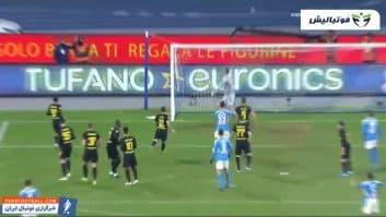 اینترمیلان ؛ خلاصه بازی ناپولی 1-3 اینترمیلان سری آ ایتالیا 2019/2020