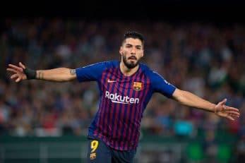 سوارز ؛ 5 گل برتر لوییز سوارز برای باشگاه فوتبال بارسلونا