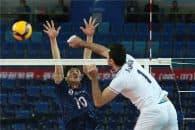 ایران ؛ پیروزی والیبال ایران برابر کره جنوبی در دیدار انتخابی المپیک