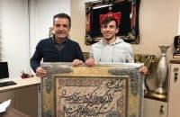 عملکرد ضعیف فرشاد احمدزاده عامل جدایی اش از پرسپولیس