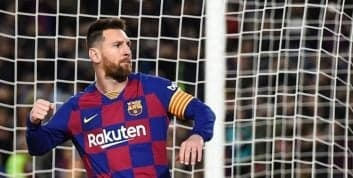مسی ؛ لیونل مسی در صدر دریبل زن ترین بازیکنان ده سال اخیر فوتبال اروپا