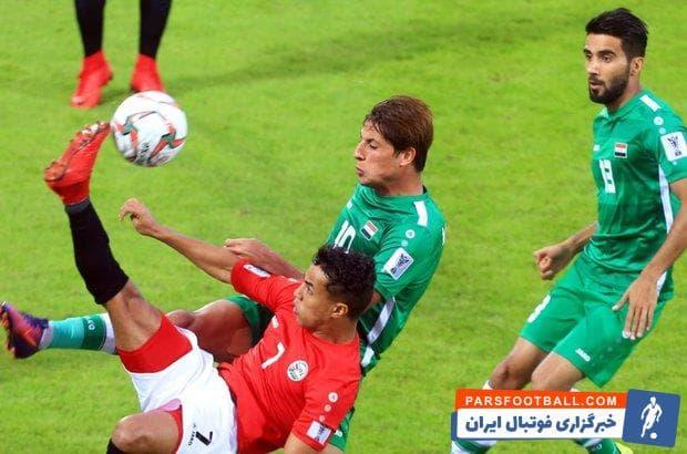 بشار رسن ستاره عراقی باشگاه پرسپولیس به تهران بازگشت