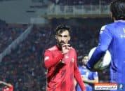 موسوی : حضور در تراکتور من را از اهداف فوتبالی ام دور می کرد