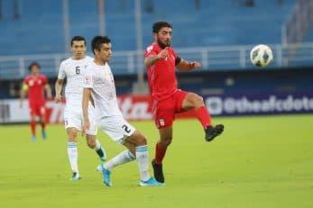 تیم ملی ؛ صیادمنش : امیدوارم با برتری در بازی دوم، جبران کنیم