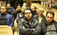 پرسپولیس ؛ محسن کیایی : تیم کالدرون مطمئن نبود و خوب بازی نمیکرد