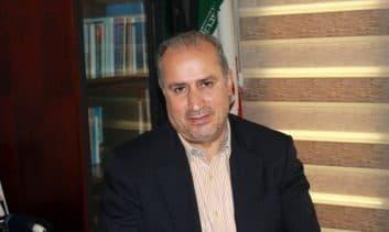 بهاروند ؛ معرفی حیدر بهاروند به عنوان رئیس فدراسیون فوتبال ایران در سایت فیفا