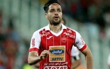 کامیابینیا: خیلی خوشحالم که دوباره میتوانم بازی کنم و از گلمحمدی هم بابت اعتمادش تشکر میکنم