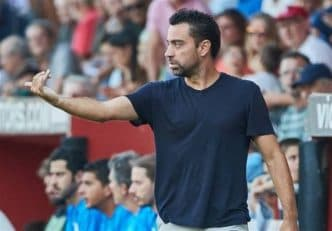 ژاوی-اسطوره بارسلونا