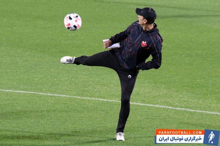 پرسپولیس ؛ احتمال حضور رادوشوویچ در دیدار برابر الشارجه در لیگ قهرمانان آسیا