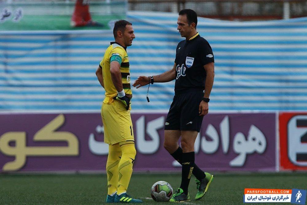 قضاوت های بیژن حیدری برای تیم پیکان خوش یمن نبوده است و دیروز هم پیکان با قضاوت این داور در برابر شاهین شهرداری بوشهر 3-1 شکست خورد.