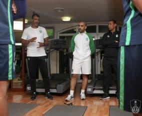 کاروان الاهلی در شرایطی کاملا متفاوت راهی کویت شد تا برای بازی حساس با استقلال ایران در هفته دوم ACL2020 آماده شود.