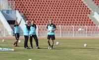 تمرینات تیم ملی فوتبال عمان با حضور برانکو و دستیارانش در استادیوم سلطان قابوس مسقط آغاز شد.