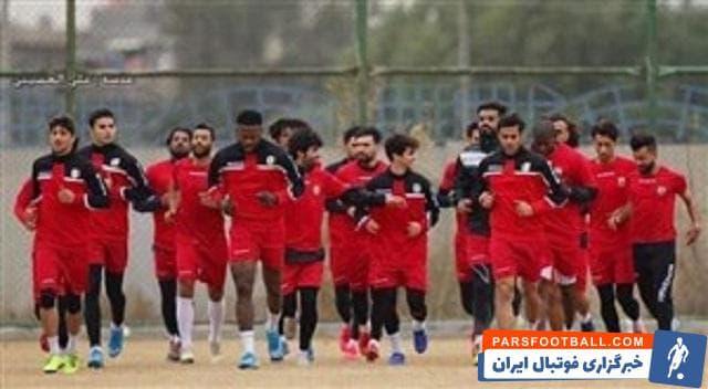 تیم الشرطه عراق - استقلال