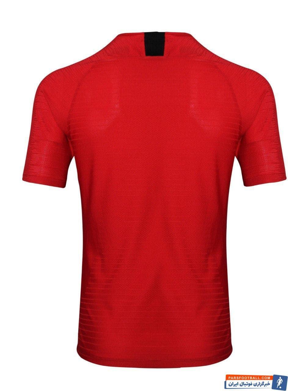 پیراهن جدید پرسپولیس