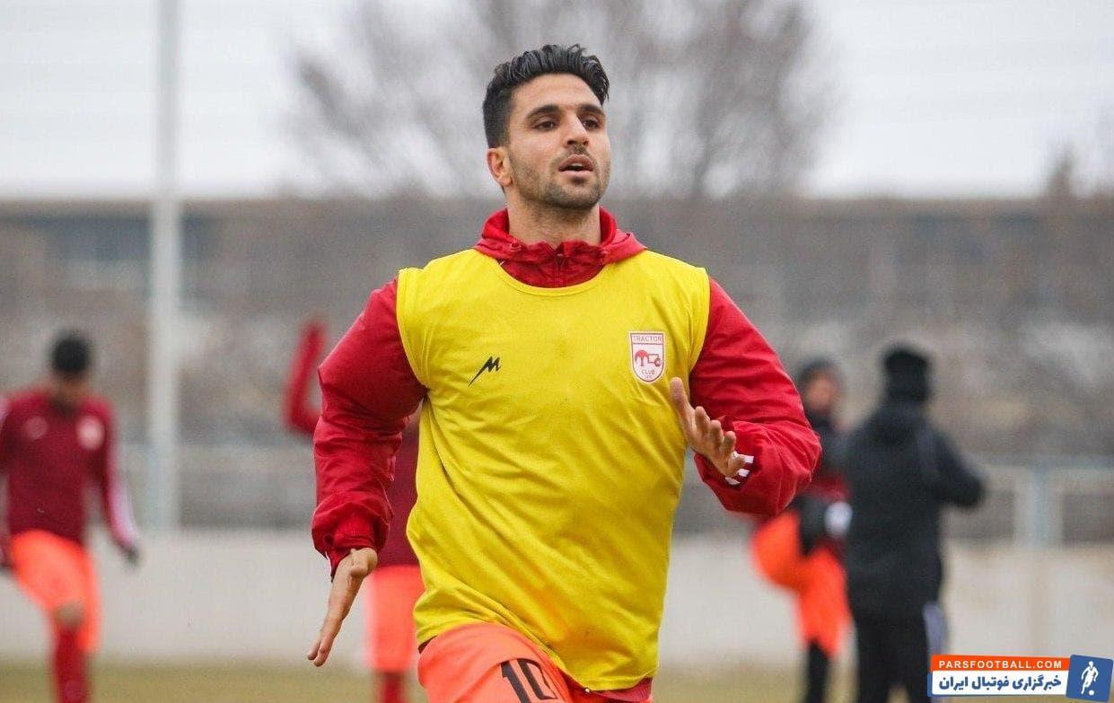 ساسان انصاری مهاجم تکنیکی و گلزن سرخپوشان آذربایجان دچار مصدومیت شده و حالا کادرفنی امیدوار است او بتواند در بازی مقابل پارس جنوبی به میدان برود.