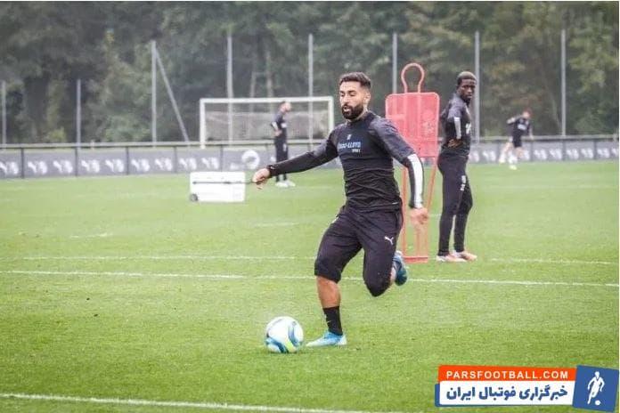 سامان قدوس تنها بعد از سه بازی در سال ۲۰۲۰ دچار مصدومیتی سخت شد تا برای نزدیک به دو ماه از میادین و ترکیب آمیان در لیگ یک فرانسه دور بماند.