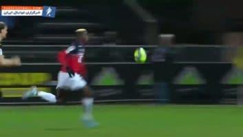 لوشامپیونه ؛ برترین گل های رقابت های لوشامپیونه فرانسه هفته بیست و چهارم