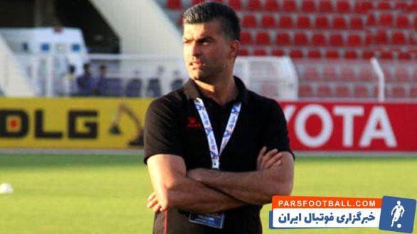 رحمان رضایی : بازیکنان باید با داور حرفهایتر عمل کنند و کوتاه بیایند