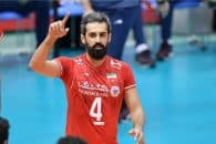 معروف ؛ علاقه تیم والیبال ورشو به جذب سعید معروف