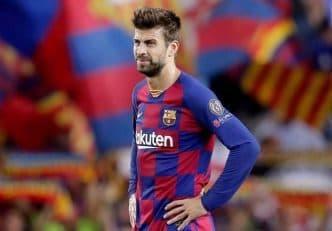پیکه ؛ اشتباهات عجیب از جرارد پیکه در بارسلونا
