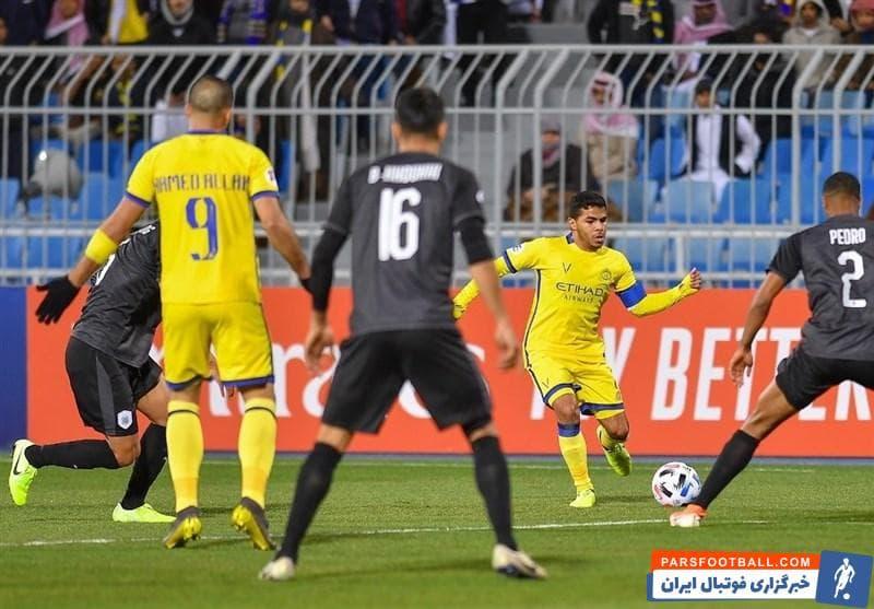 لیگ قهرمانان آسیا-النصر عربستان