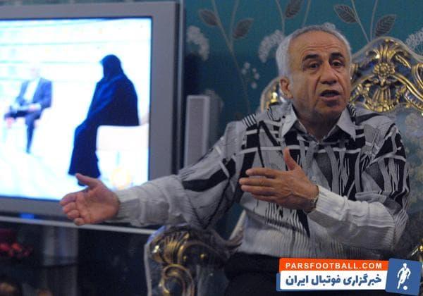 حاجمحمد : با وجود رقیبانی مثل سپاهان و پرسپولیس استقلال قهرمان نمی شود
