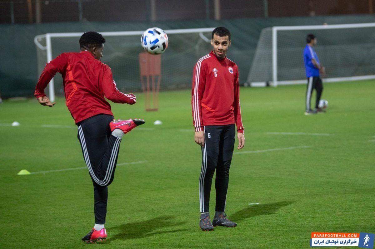 تیم الشارجه ساعت 19:5 دقیقه سهشنبه هفته جاری در بازی هفته دوم گروه C لیگ قهرمانان آسیا میزبان تیم پرسپولیس است.