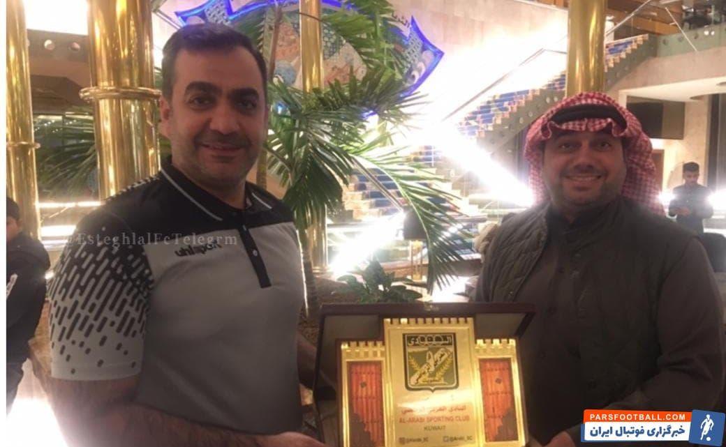 استقلال ، امروز (دوشنبه) در دومین دیدار خود در مرحله گروهی لیگ قهرمانان از ساعت ۱۹ در کشور کویت به مصاف الاهلی عربستان میرود.