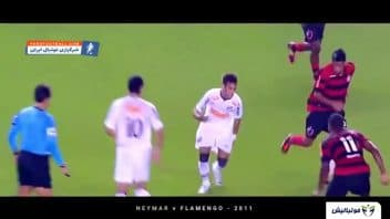 فوتبال ؛ 17 گل دیدنی از ستارگان فوتبال جهان قبل از 20 سالگی