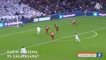 رئال مادرید ؛ همه گل های بازیکنان رئال مادرید در مرحله گروهی لیگ قهرمانان اروپا