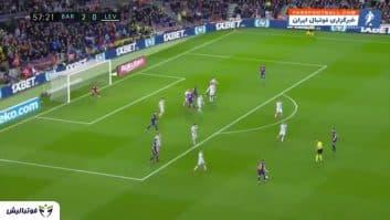 بارسلونا ؛ خلاصه بازی بارسلونا 2-1 لوانته لالیگا اسپانیا 2019/2020